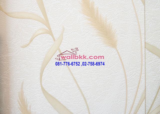 MAR45-19-วอลเปเปอร์นำเข้าจากเกาหลีลายดอกหญ้า