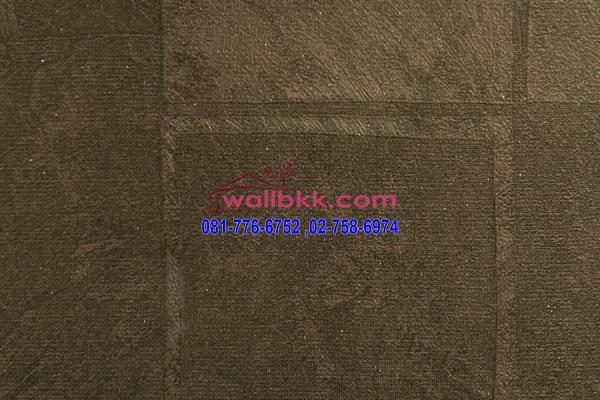 MSH45-010 วอลเปเปอร์เกาหลีสีน้ำตาลทอง